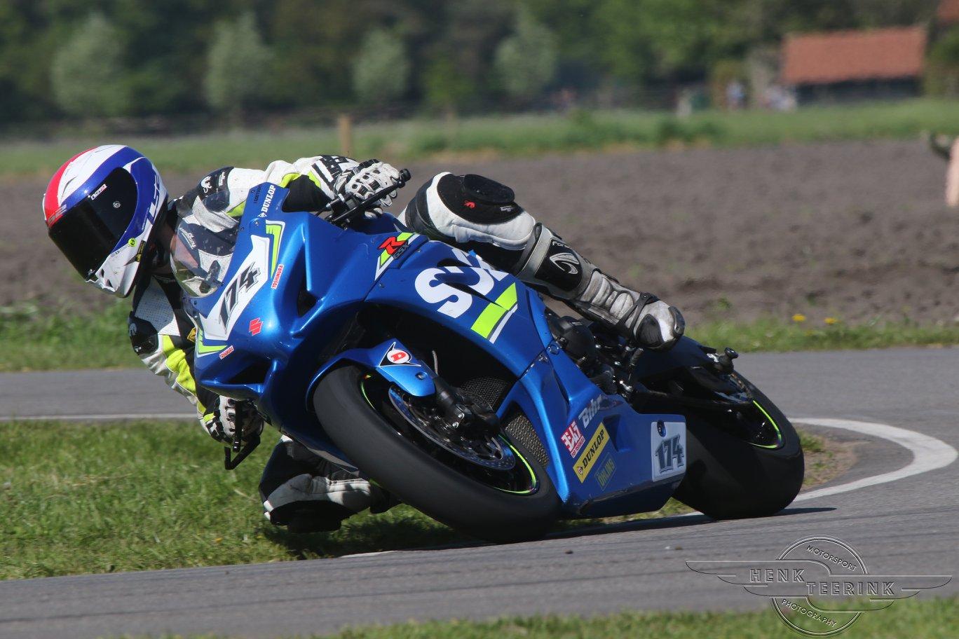 IRRC Supersport Front Runner Goetschy Announces Manx GP Plans