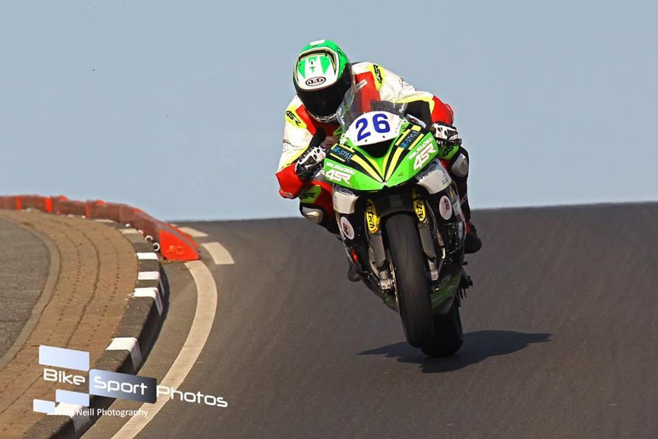 Multi IRRC Supersport Champ Hoffmann Planning First Ulster GP Trip