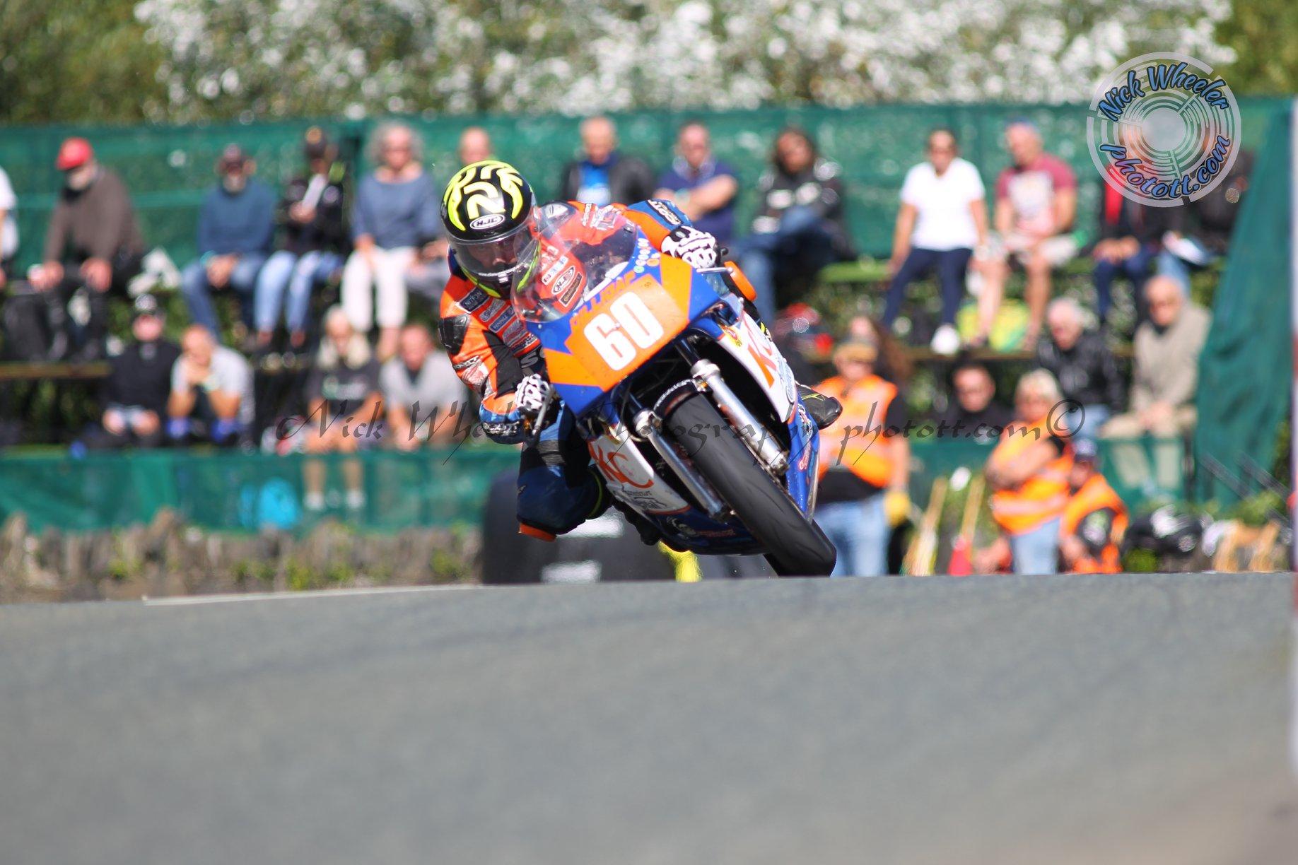 Moody Set For Superbike Classic TT Challenge - Road Racing