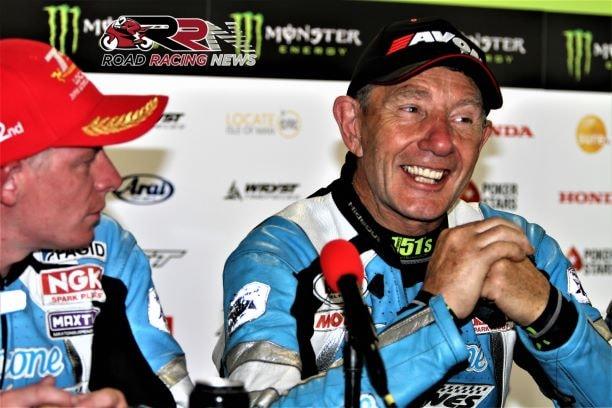 Holden/Cain Partnership Remains For TT 2019