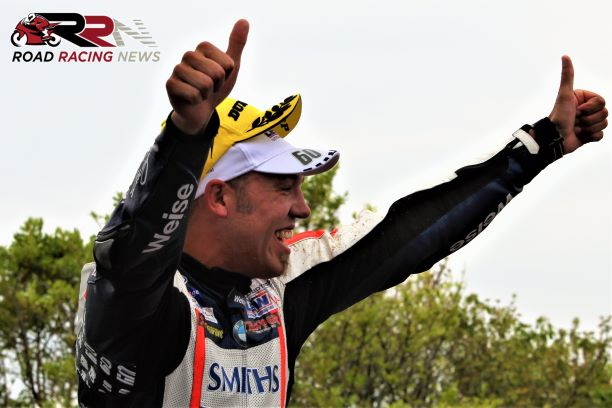 Cemetery Circuit Races: Hickman Scoops Robert Holden Feature Race Title