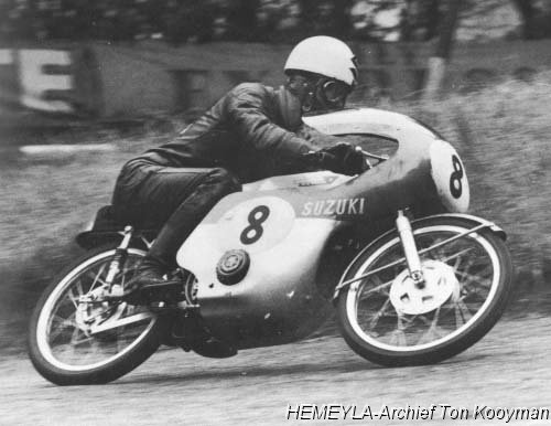 Japan's First TT Winner Ito Becomes MFJ Motorcycle Sport Hall Of Fame Member