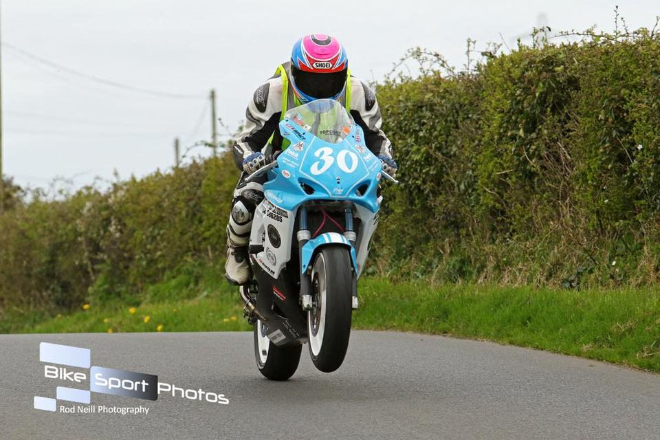 Patch Racing's Graham Tandragee 100, Ulster GP Bound