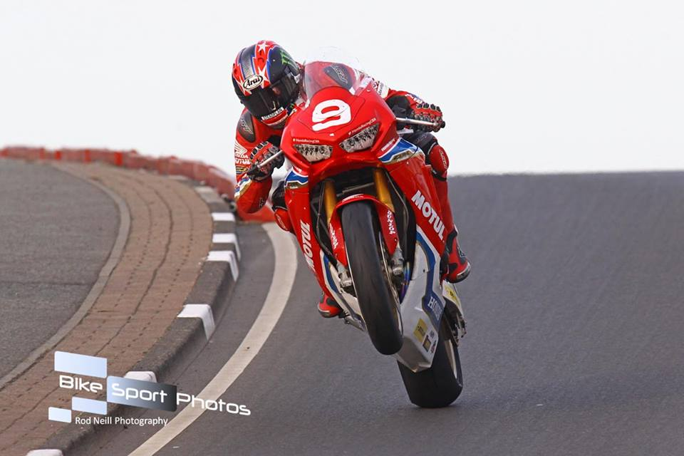 Hutchinson Confident Of Strong North West 200, TT Campaigns