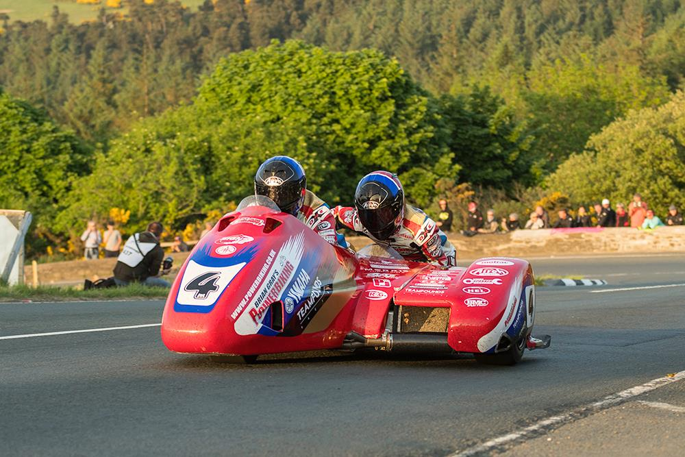 Founds/Lowther Confirm TT 2019, Southern 100 Entries