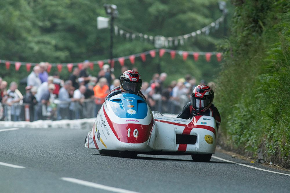 Harrison/Winkle Combination To Continue At TT 2019