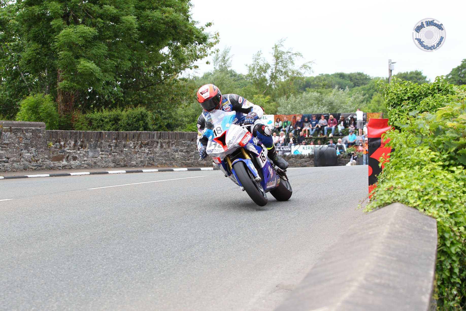 Market Rasen's Crowe Sticks With BMW Power For Sixth TT Campaign