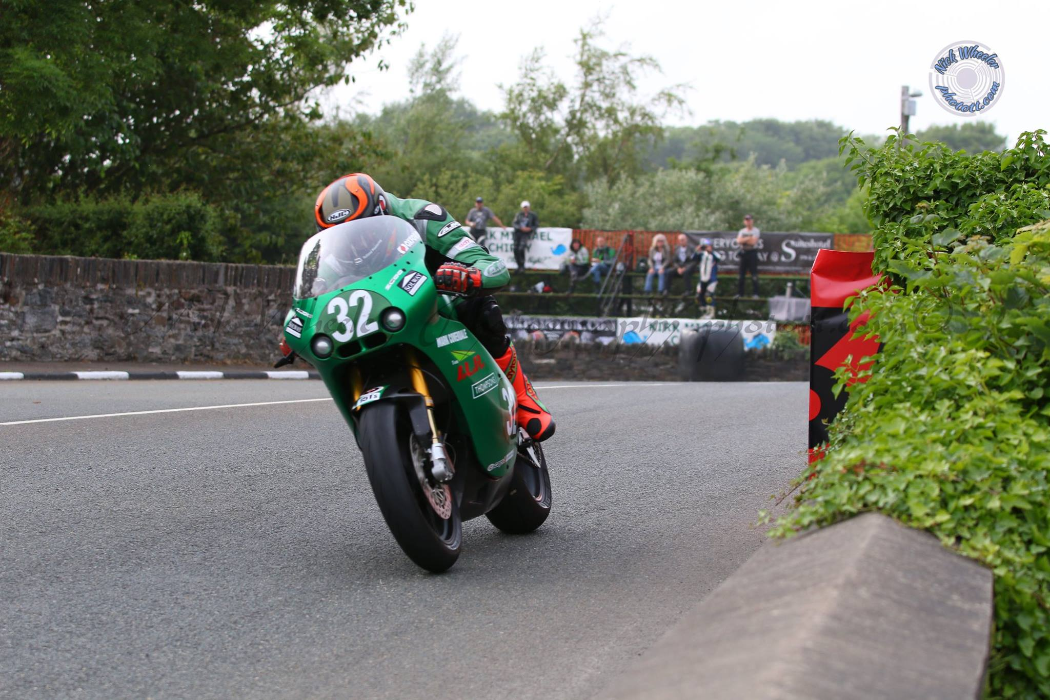 Thompson Splits With WH Racing