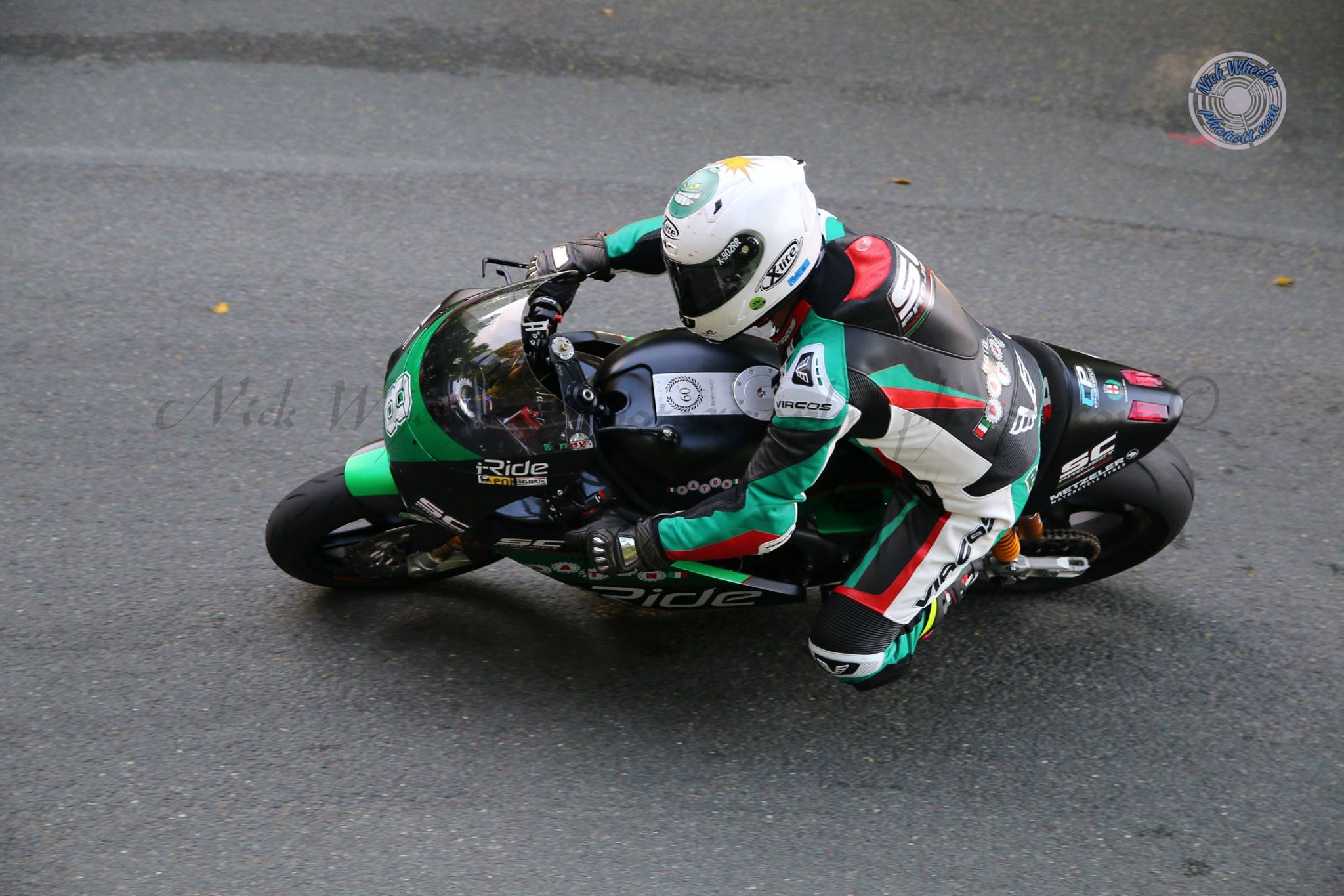 Italian Mountain Course Hero Bonetti Unveils High Quality Machinery Line Up For TT 2019