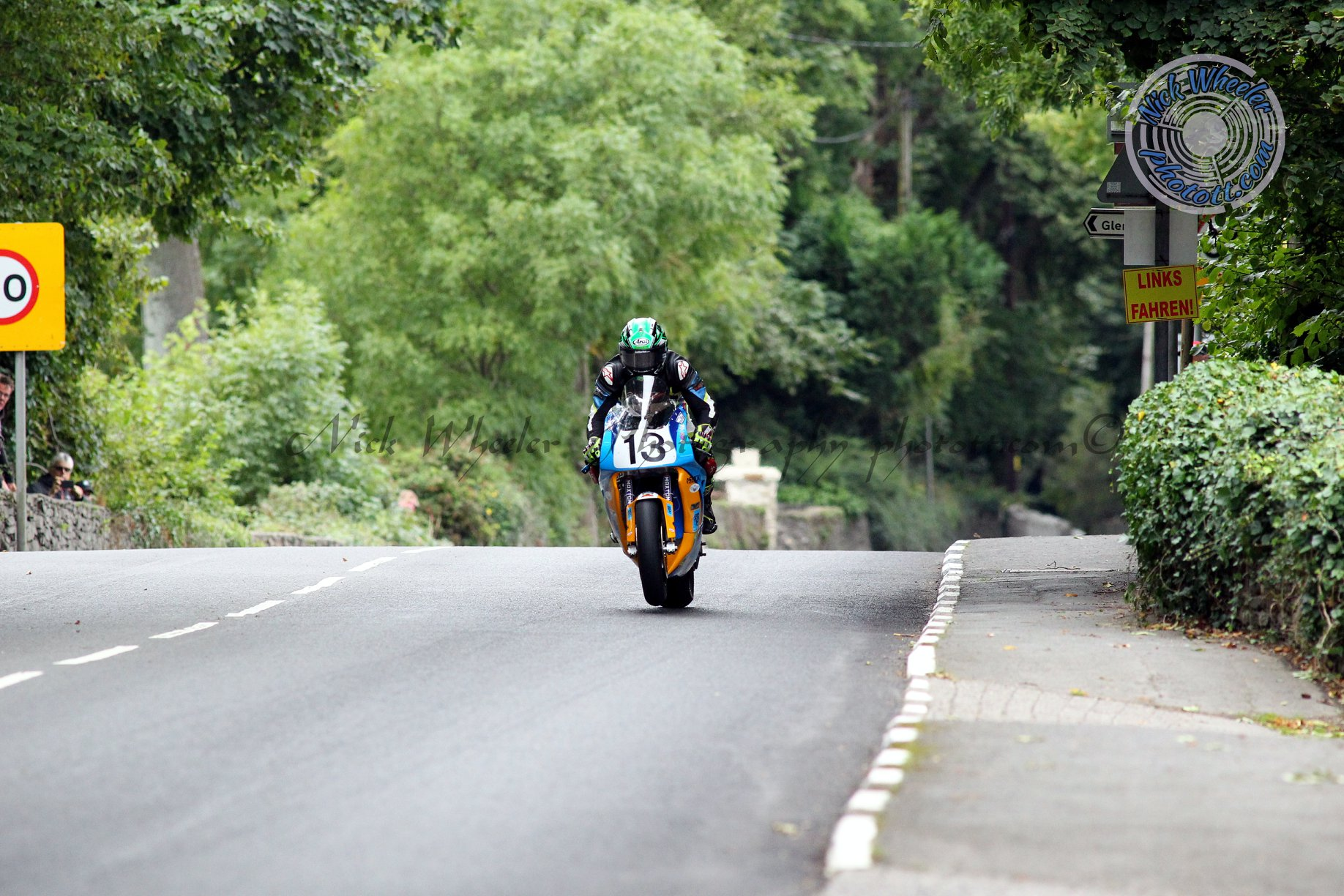 Former Junior Manx GP Winner Dudgeon To Take Year Out Of Road Racing