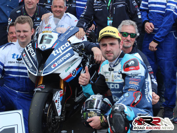 MD's Back! Dunlop Re-Signs For Tyco BMW