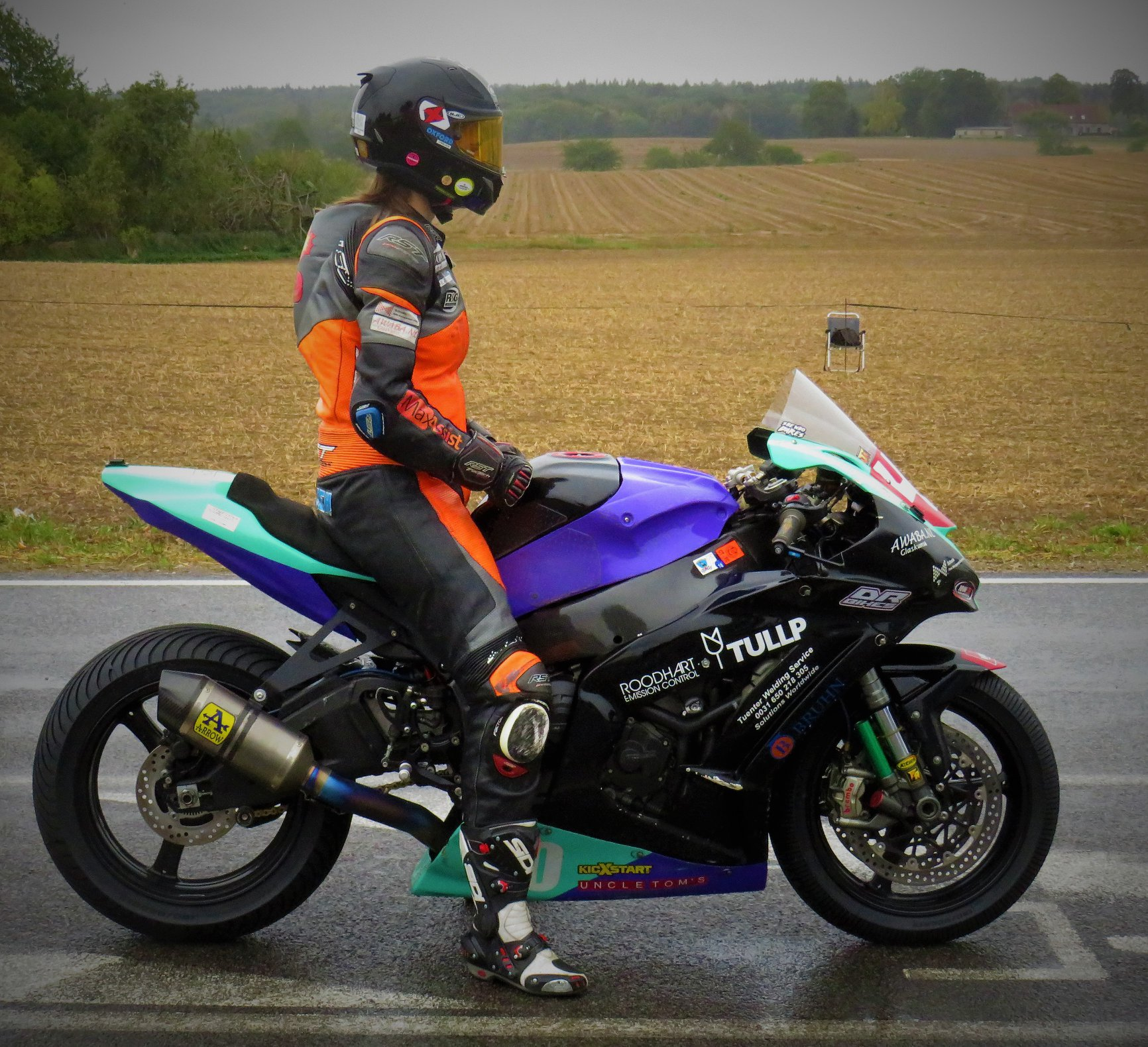 Rebel Racing/Schoots Withdraw From 2019 IRRC Series