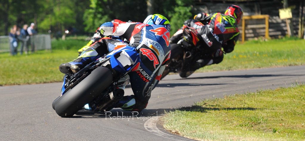 Czech Star Cerveny Excited About 2019 IRRC Project With Wepol Road Racing