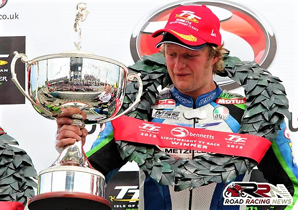 The Story Behind The Picture: Ivan Lintin – TT 2015 – Lightweight TT Victory Celebration