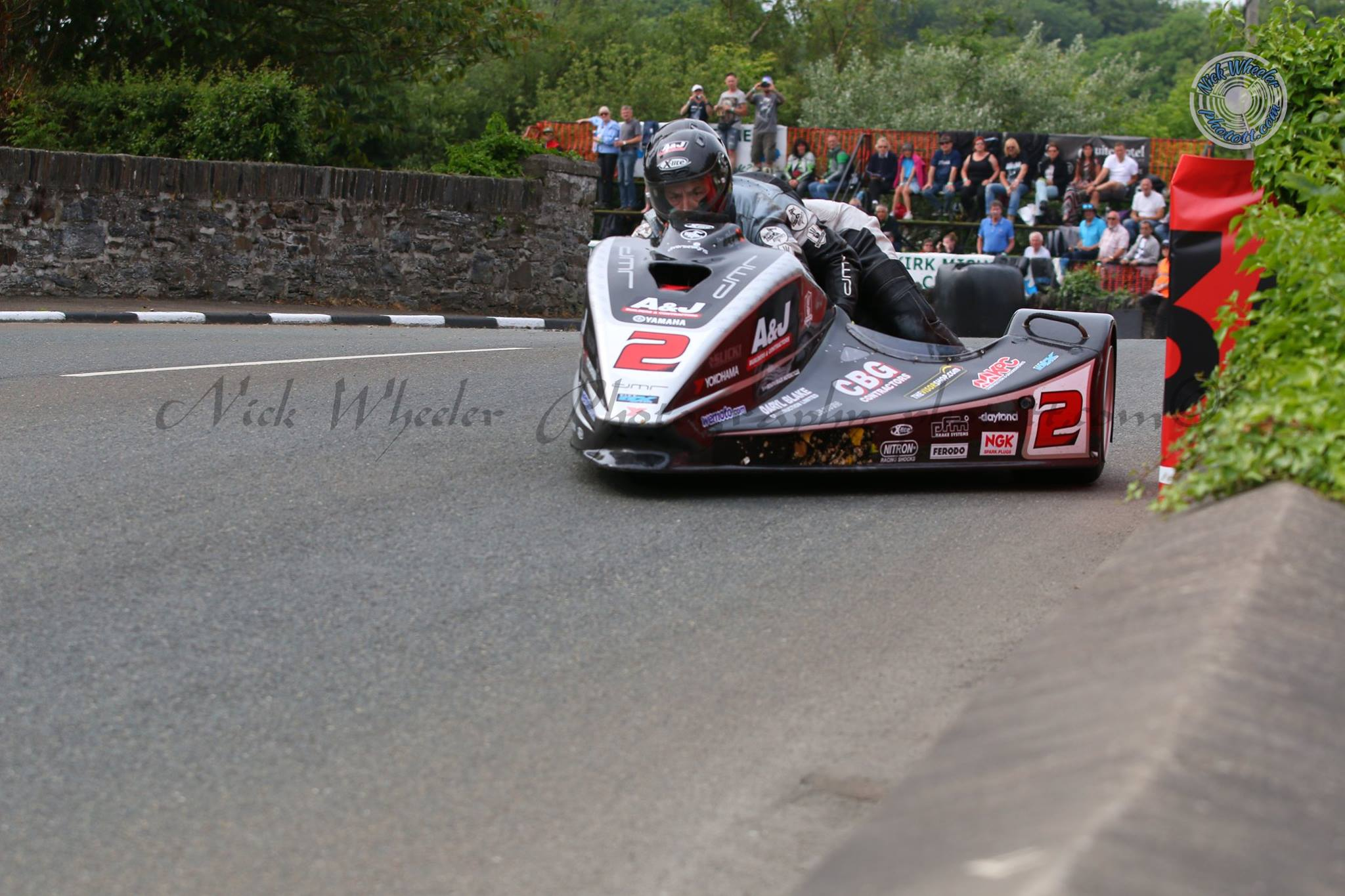 Mountain Course Legend Molyneux Set For New Challenge With Up Coming Three Wheeling Star Payne