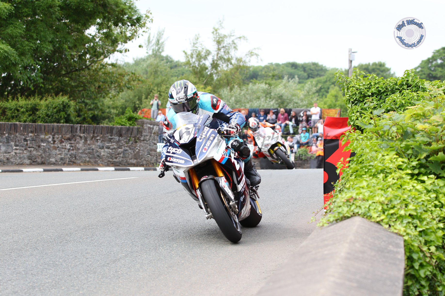Roads Royalty Set For Pikes Peak Challenge, With 18 Times TT Winner Dunlop On The Entry List