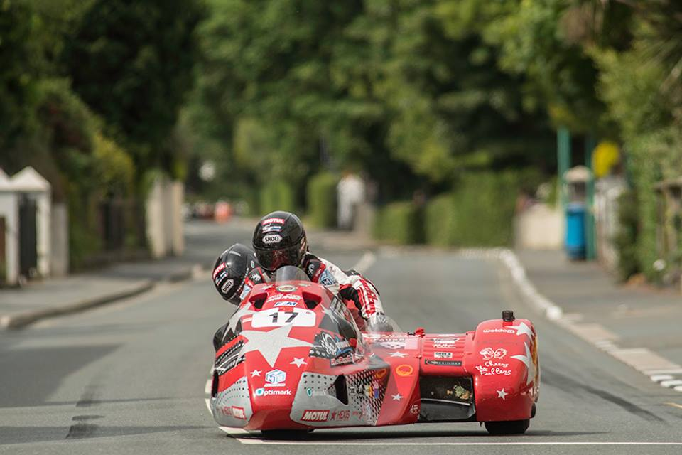 French Star Leblond Set To Link Up With Claeys For TT 2019