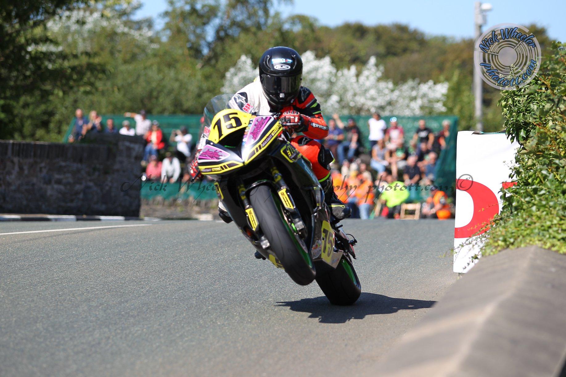 Rapid Rising Irish Roads Star Browne To Make TT Step Up