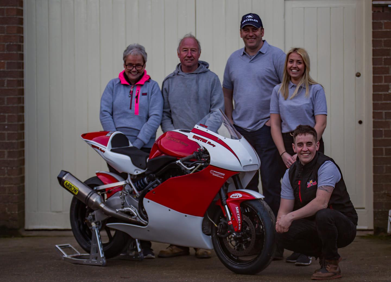 Junior Classic TT Champ Herbertson Joins Forces With Cowton Racing For Lightweight TT Tilt