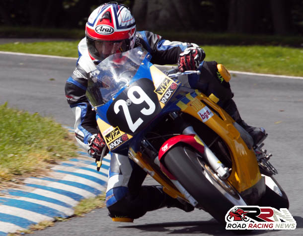 Oliver's Mount Top 8: Alistair Haworth
