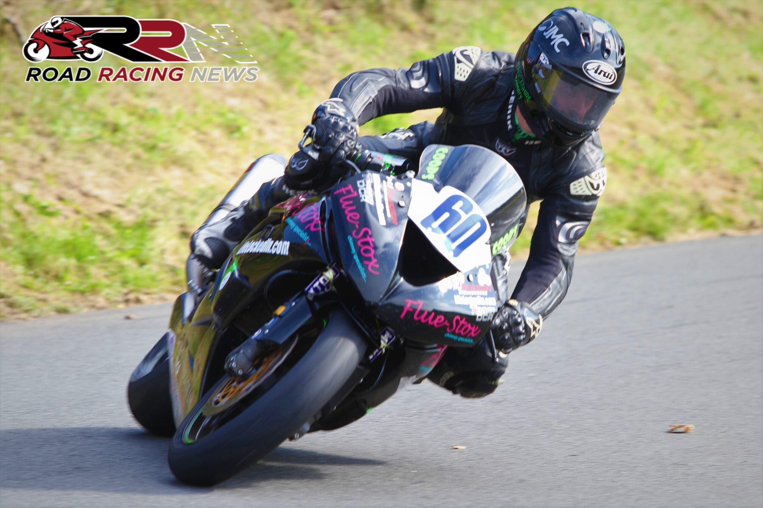 Oliver's Mount Top 8: Darren Cooper