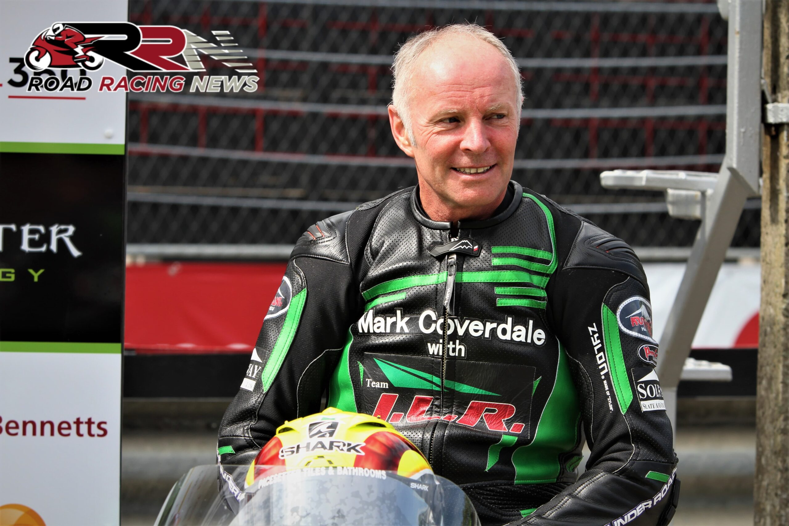 Mountain Course Icon Lougher Confirmed For Bennetts Lightweight TT