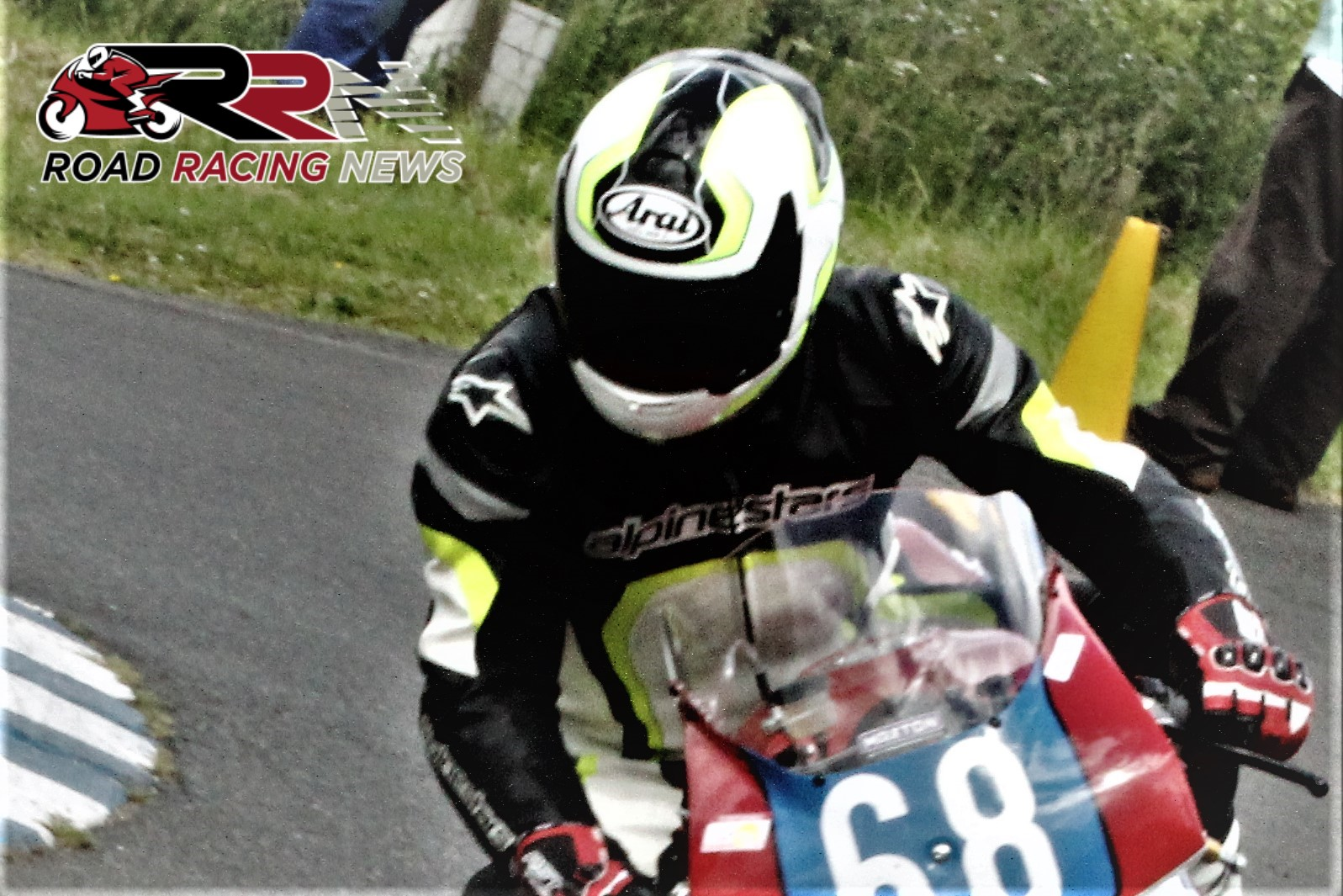 Oliver's Mount Top 8: Alister Chadwick