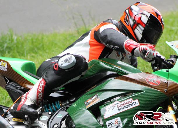 Oliver's Mount Top 8: Keith Pringle