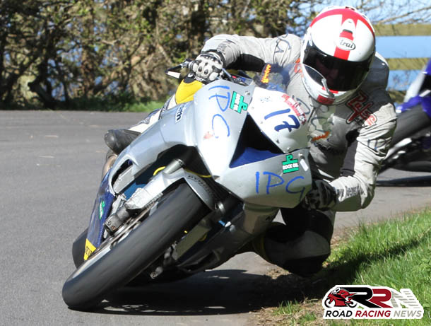 Oliver's Mount Top 8: Mark Goodings