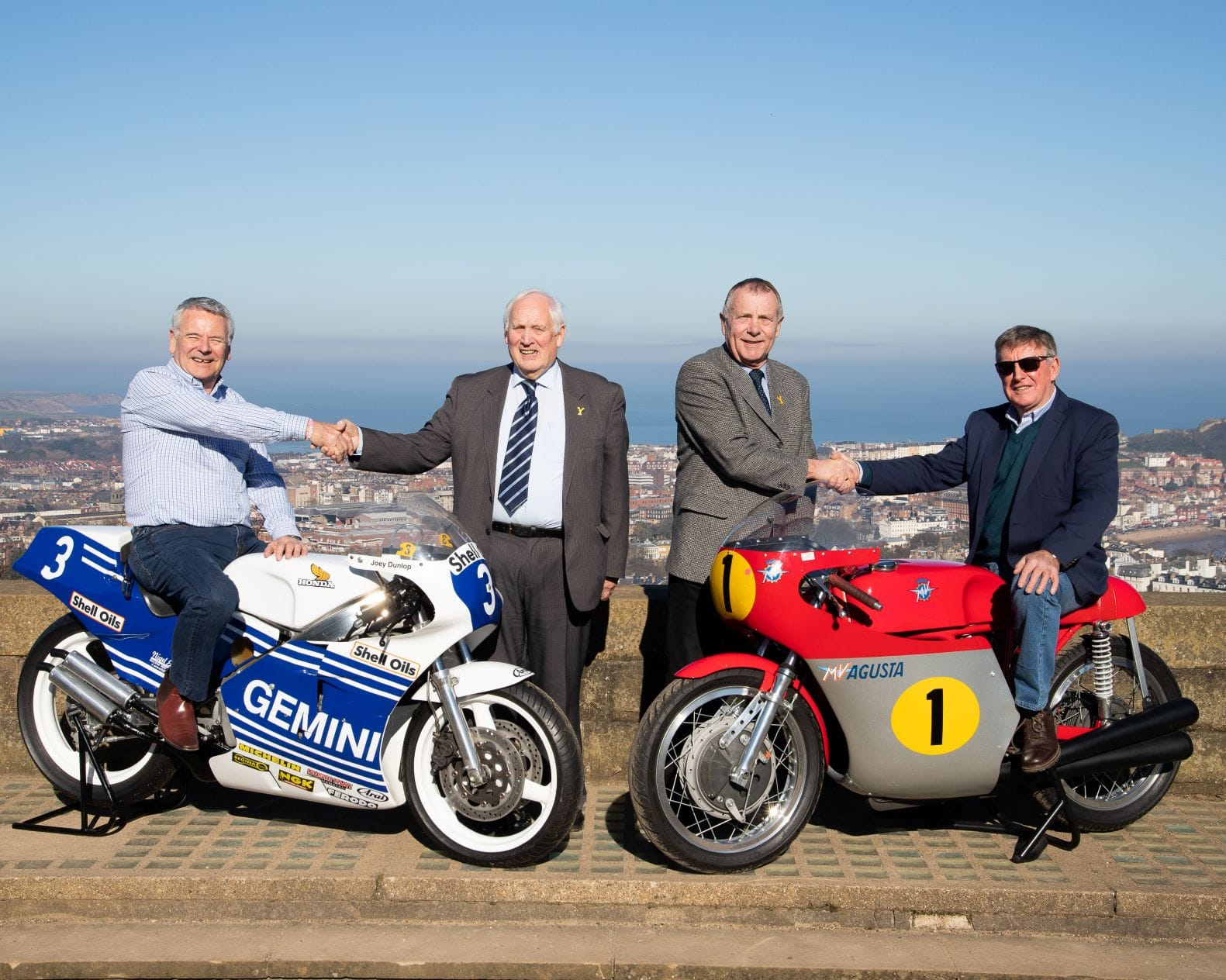 Road Racing Returns To Oliver's Mount, Scarborough!