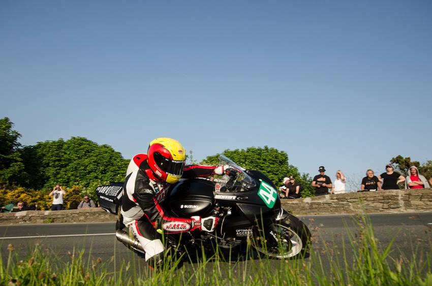 2011 Super Twins Manx GP Winner Moffitt Switches To Kawasaki Machinery For 2019 Lightweight TT