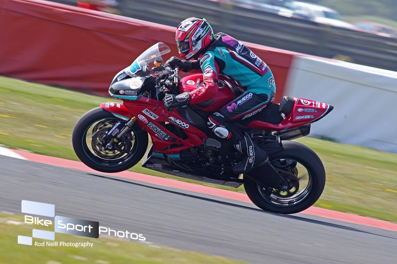 Road Racer's Adventures: McLean Banks Back To Back Supersport Victories At Bishopcourt