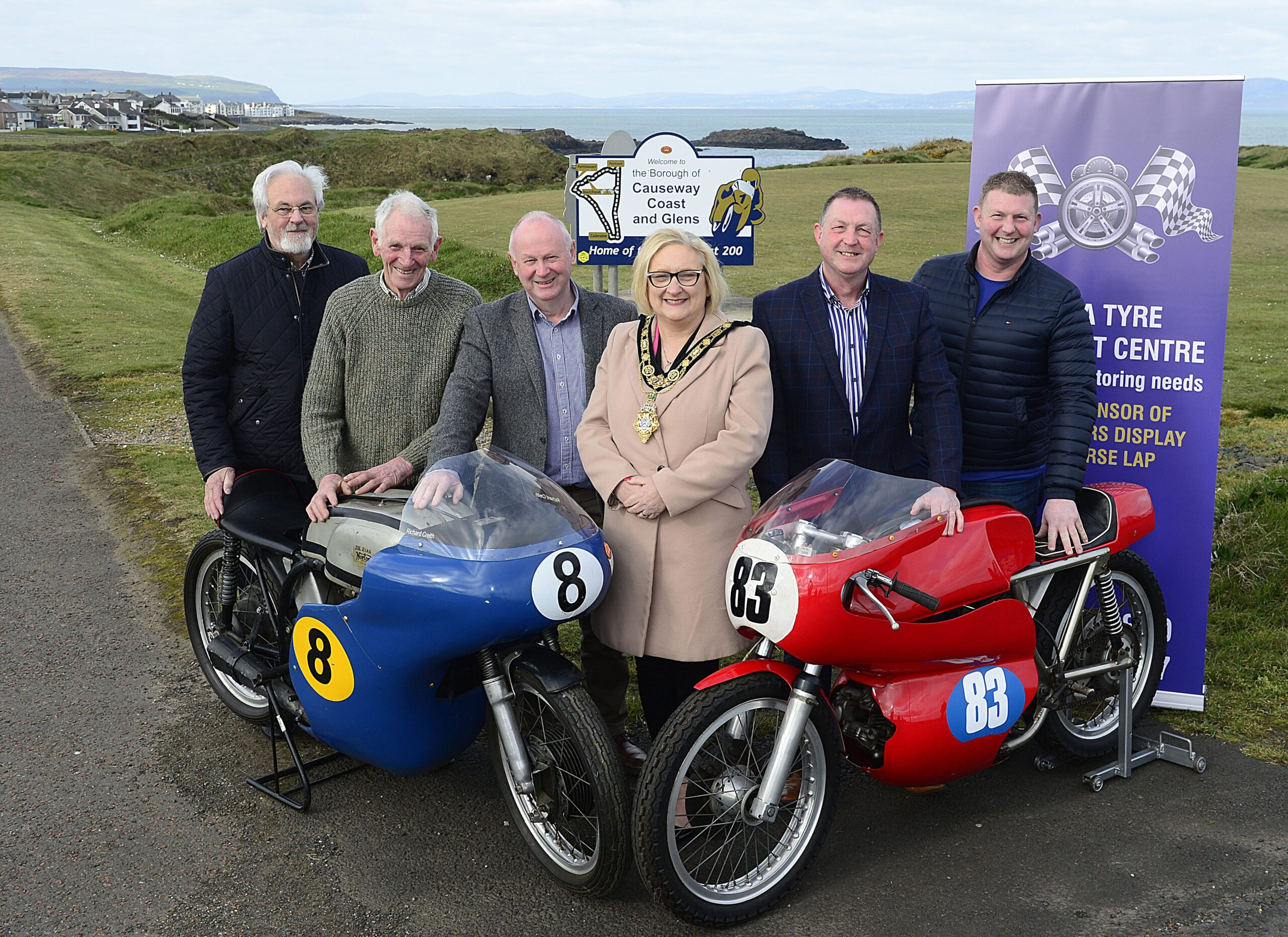 Unique Paddock Display, Star Studied Parade Lap Confirmed For 2019 NW200