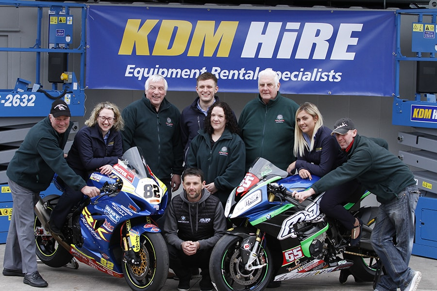 Stage Set For Thrilling, Enthralling KDM Hire Cookstown 100