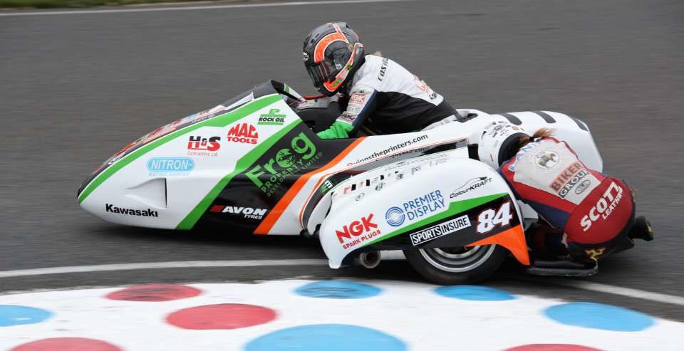 Road Racer's Adventures: Costello MBE/Canipa Bank Solid, Consistent Results At Oulton Park, Mallory Park