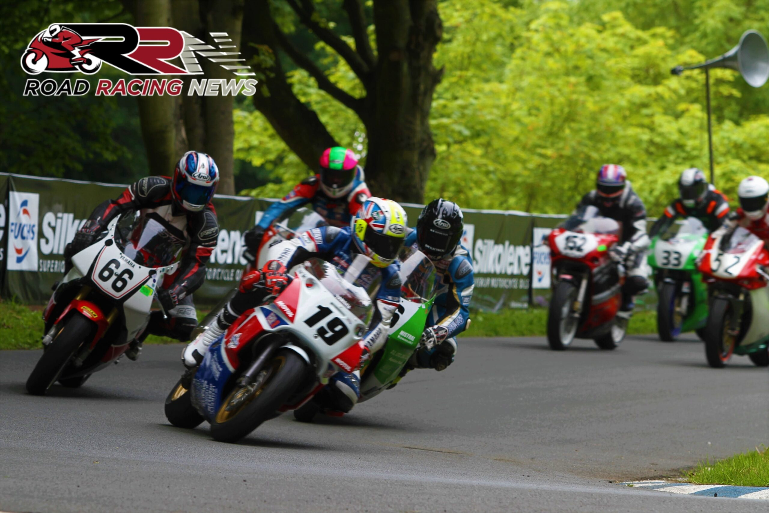 Entry Process Begins For New Look Barry Sheene Classic Meeting