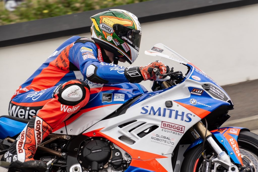 North West 200: Hickman Powers To Superstock Pole