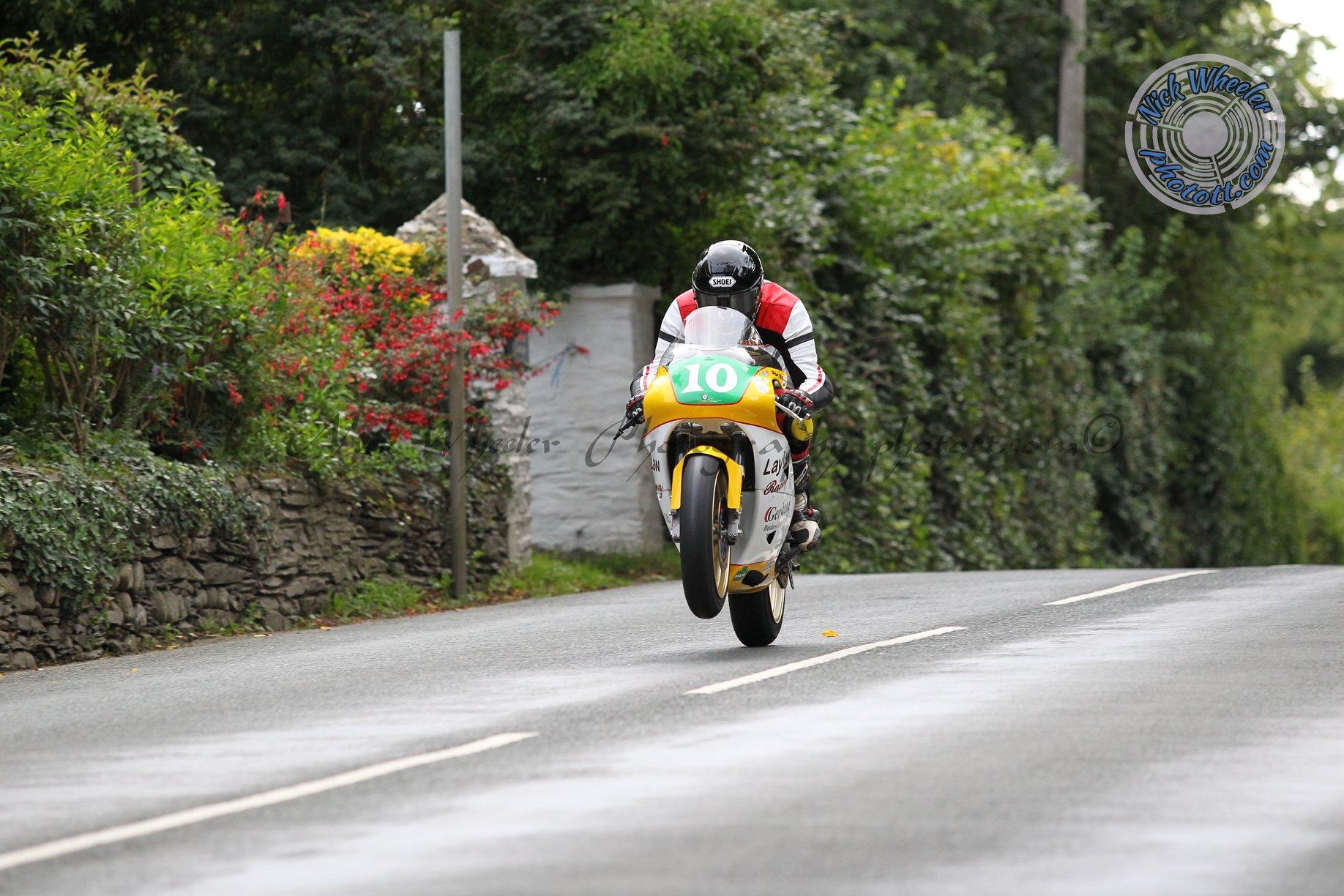 Classic TT: Laylaw Racing Confirm Three Rider Team As Harvey Joins TT Greats Harrison, Lougher