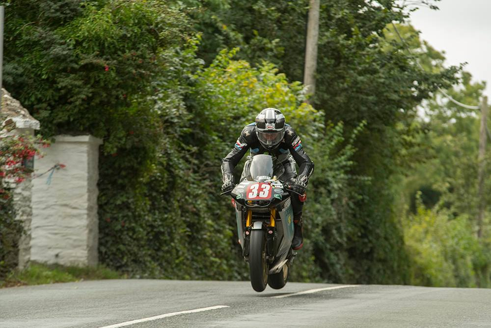 Improving Mountain Course Exponents Announce 2019 Manx GP Start Numbers