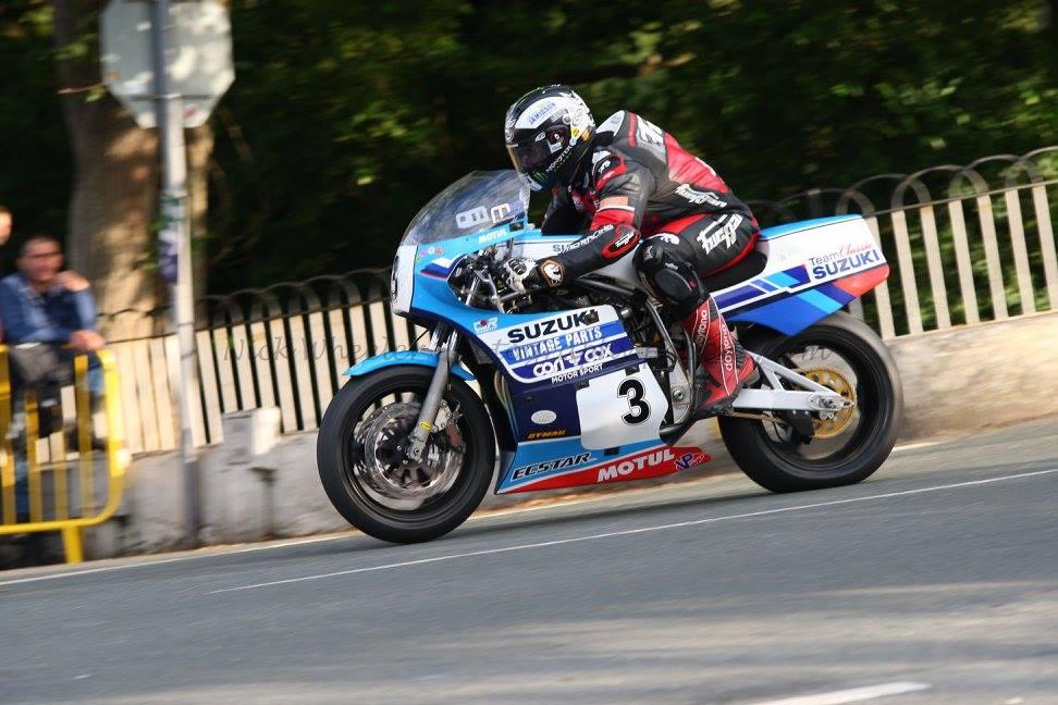 Classic TT: Team Classic Suzuki Re-Sign 19 Times TT Winner Dunlop, Retain Crowe, Webb