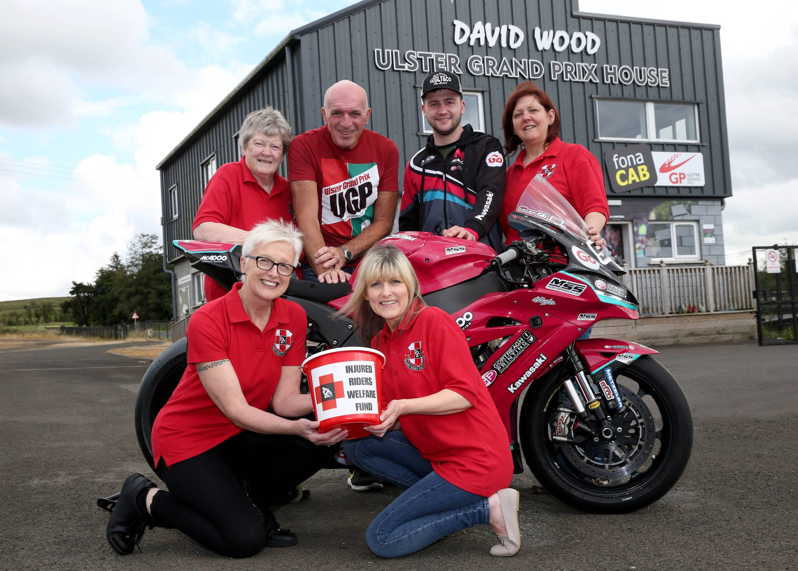 Ulster Grand Prix: Rider Liaison Role For Competitive Action Absentee McLean