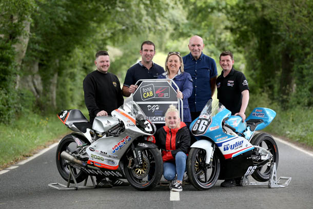 Elkin, Dunlop, Kennedy Looking Forward To Ulster GP Ultra Lightweight Competition