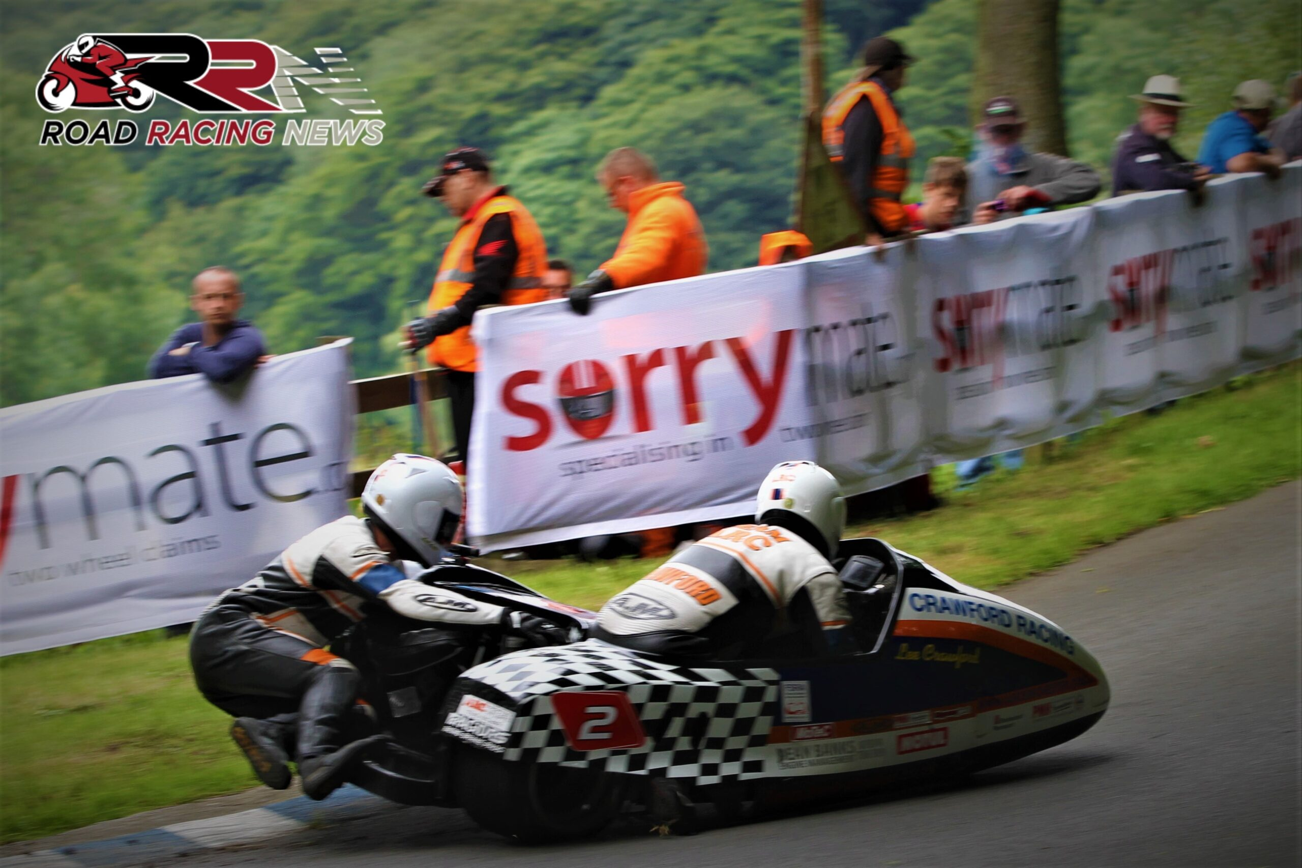 Barry Sheene Classic: Preview – Part 3 – Sidecar/Supersport Races