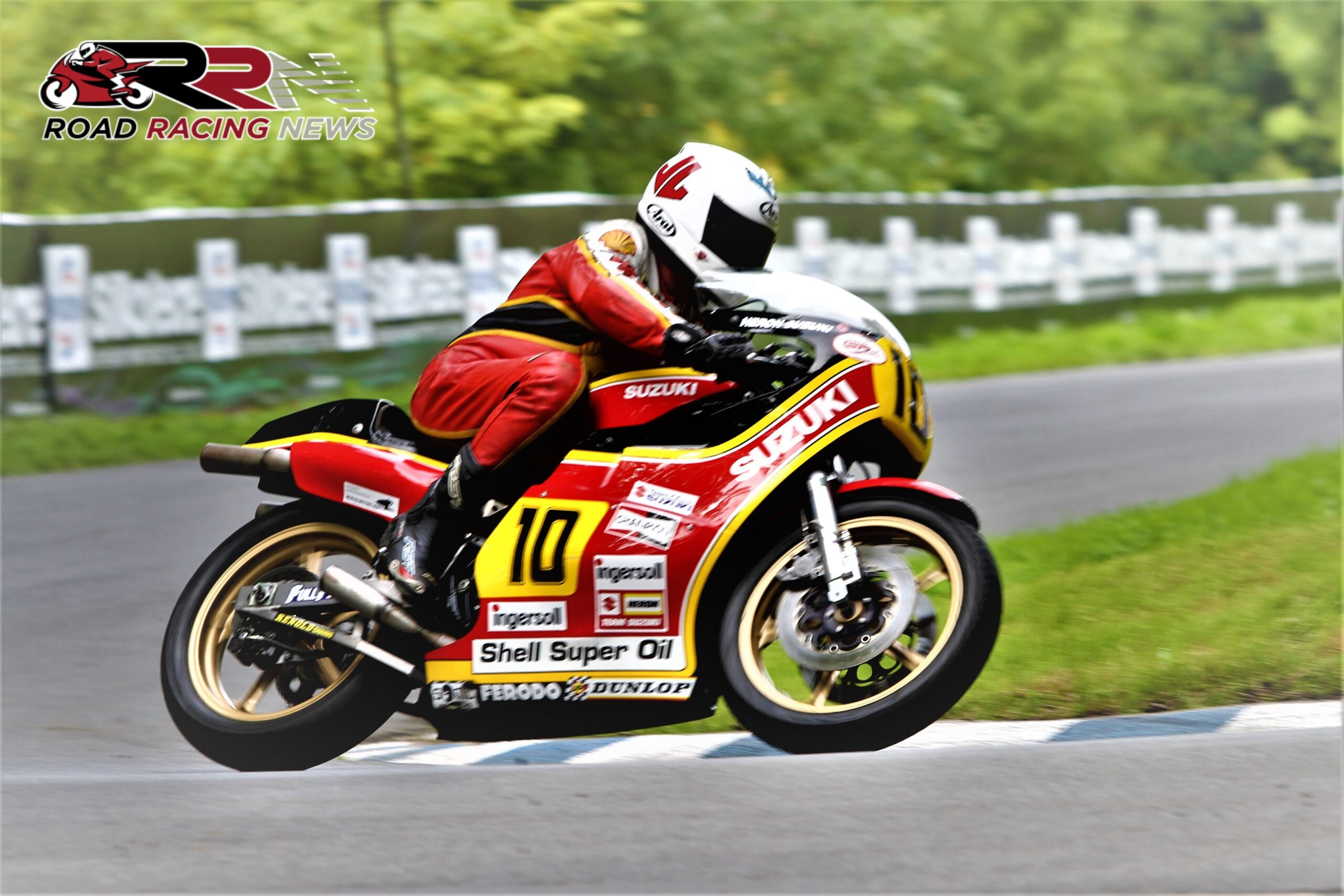 Barry Sheene Classic: Practice/Qualifying/Race Schedule
