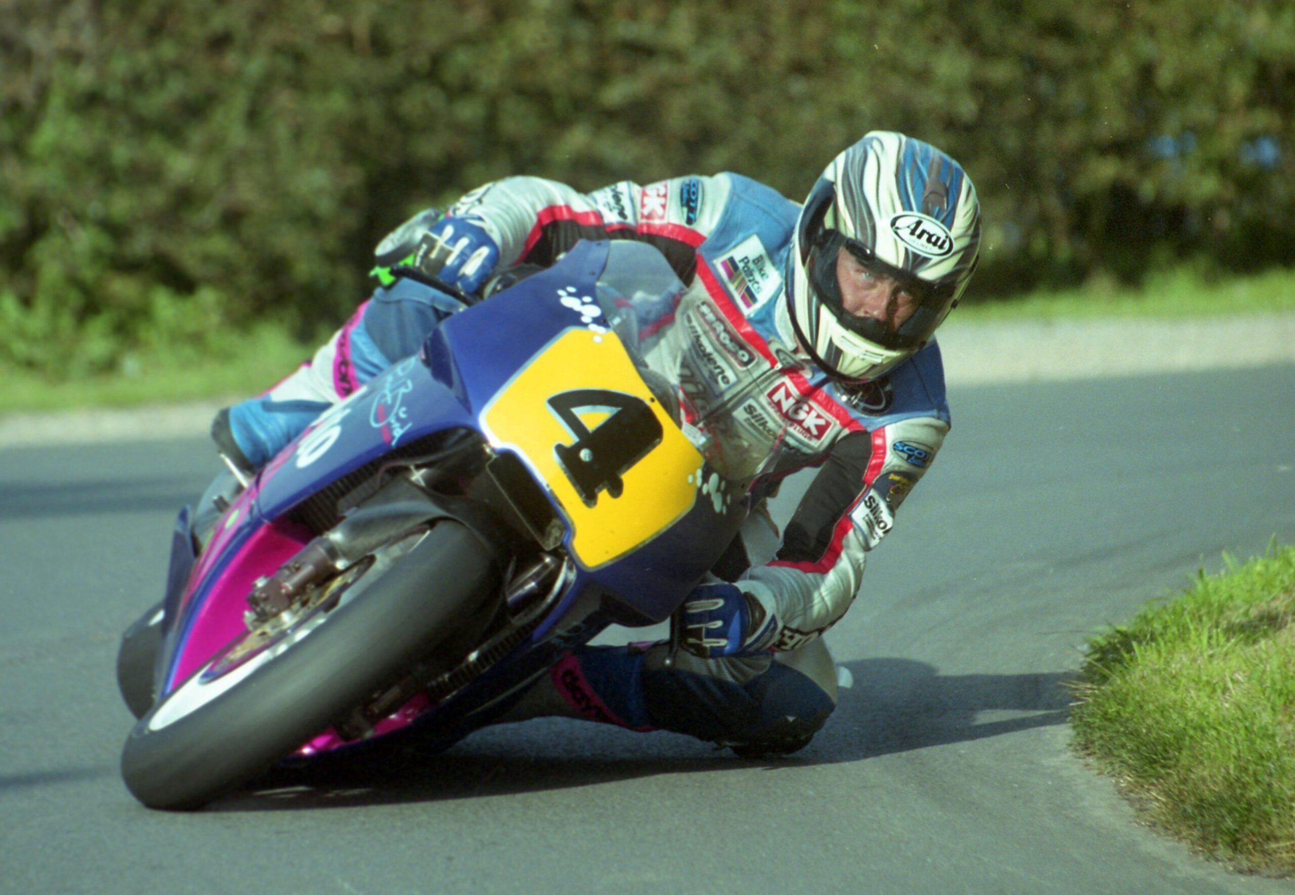 23 Times TT Winner, 99 Gold Cup Victor McGuinness Set For Oliver's Mount, Scarborough Return