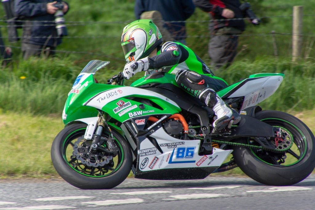Faugheen 50: McGee Completes Full Set Of Qualifying Victories, Surges To Supersport Pole