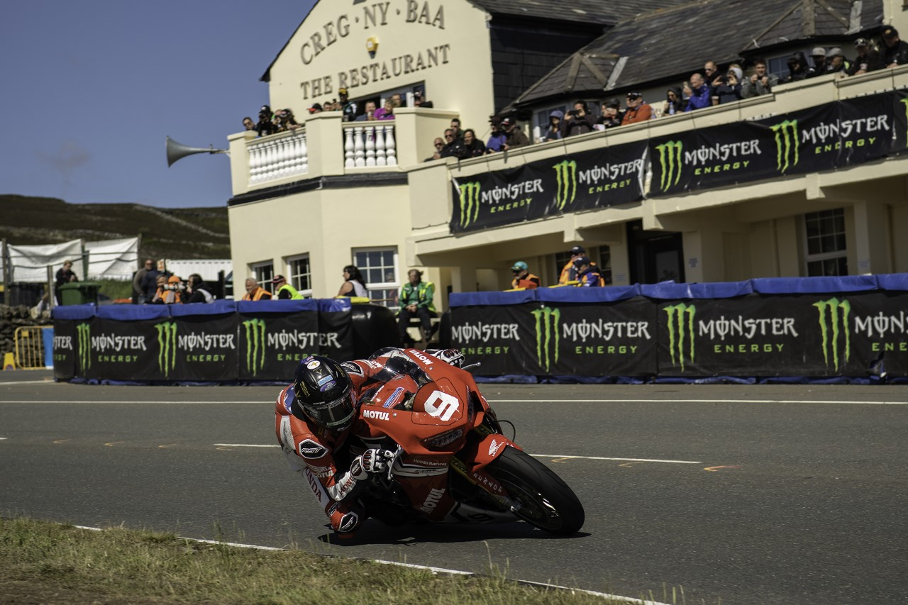 Ulster Grand Prix: TT Rostrum Finisher Johnson Confident Of Prodigious Superstock, Superbike Race Stints
