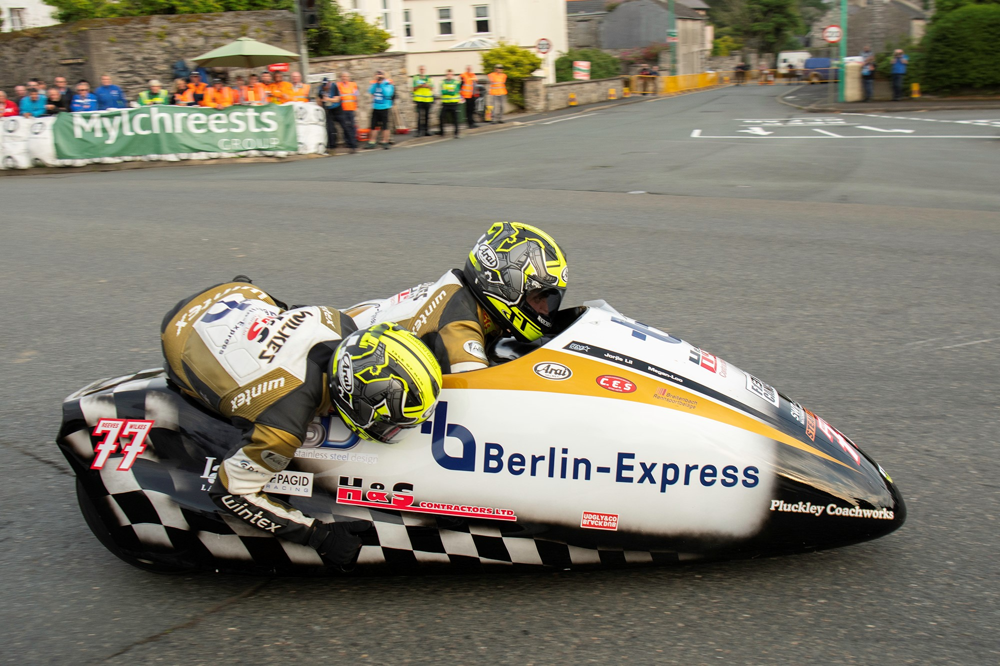 Southern 100: Reeves/Wilkes Near Record Breaking Pace, Lead Founds Brothers In Sidecars Q2