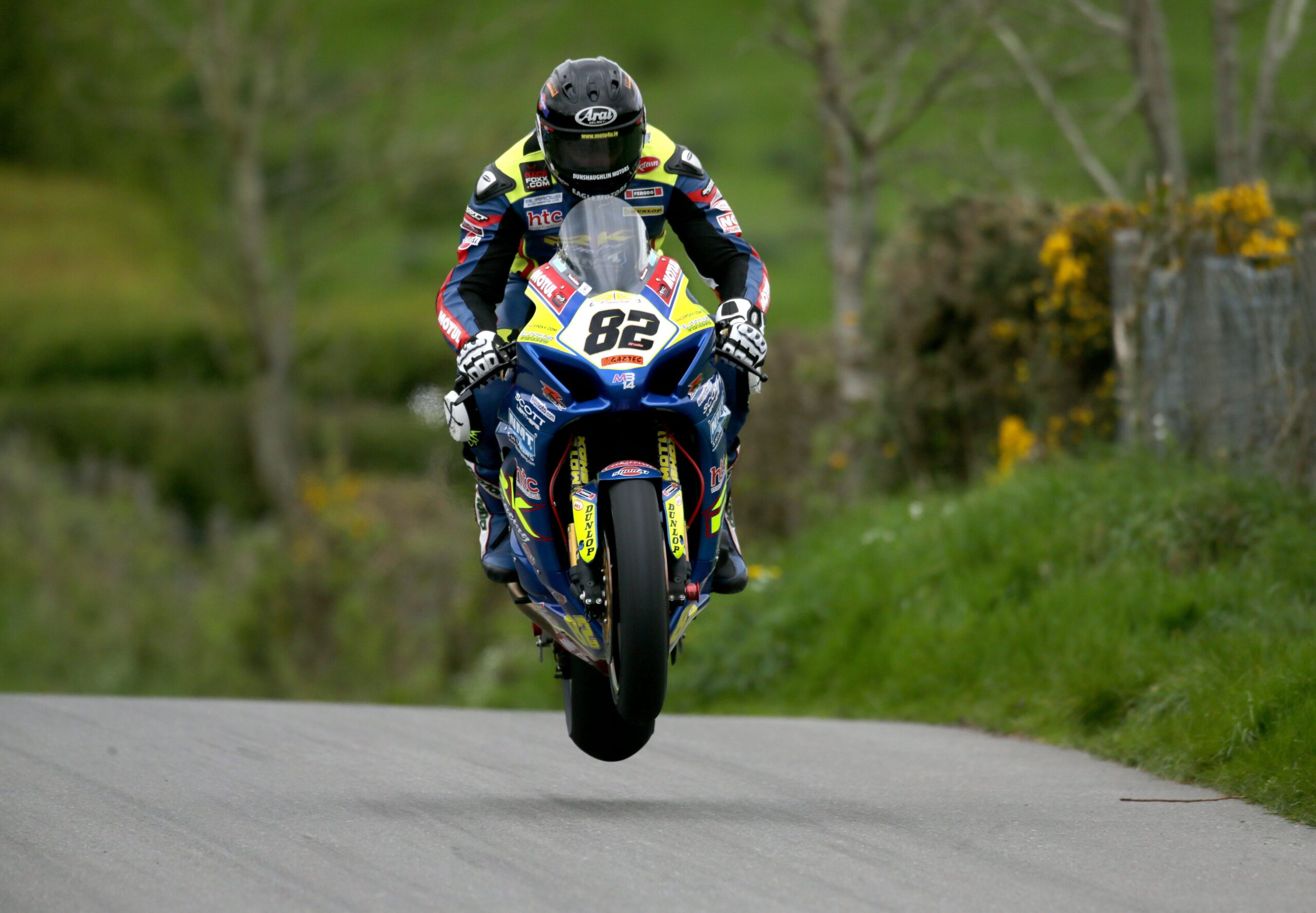 FonaCAB Ulster Grand Prix: Metzeler King Of The Roads Series Leader Sheils Looking Forward To Dundrod Return