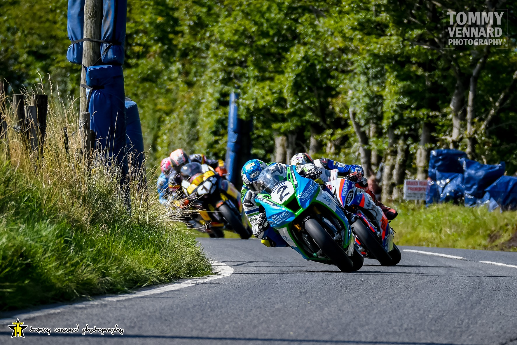 FonaCAB Ulster Grand Prix: Top Thirty Fastest Racers At Dundrod Update